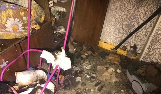 Девочка отравилась угарным газом из-за курения пьяной матери в Нижнем Тагиле