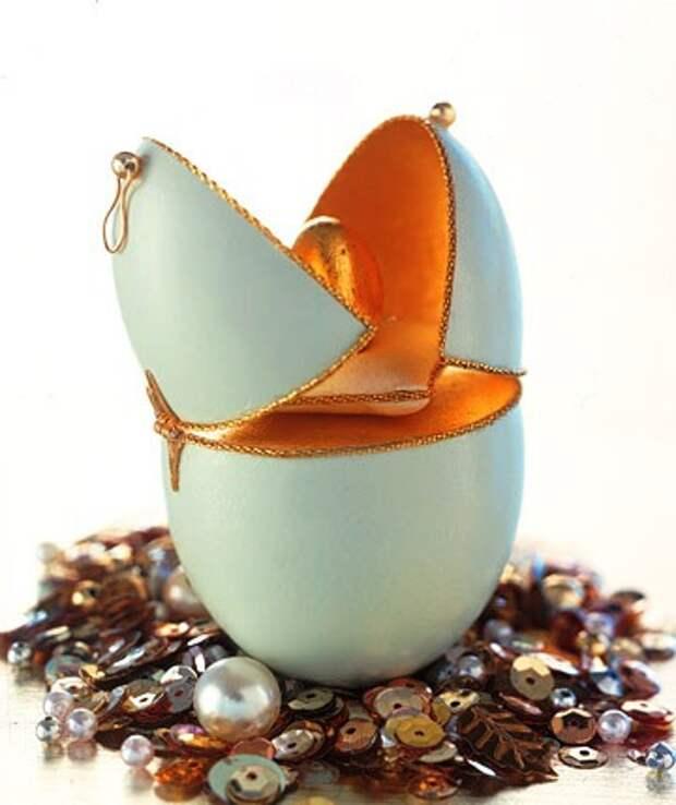 И еще 10 идей как украсить яйца на Пасху (10)