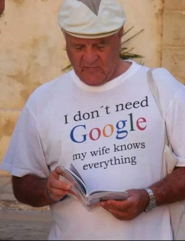 Гугл отдыхает