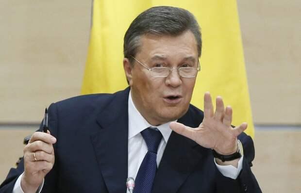 Янукович пообещал вернуться на Украину, чтобы облегчить жизнь людей