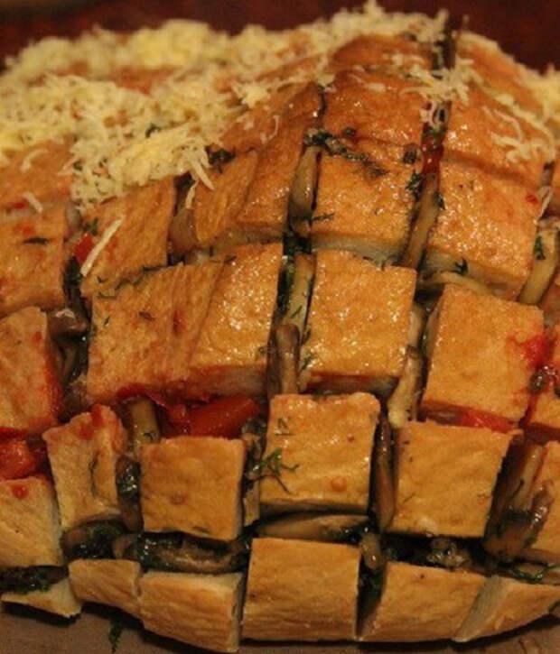 Закусочный хлеб: отличный вариант для быстрого перекуса!
