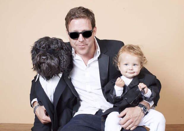 Мужчины и их собаки
