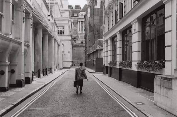 Офисная жизнь лондонского Сити