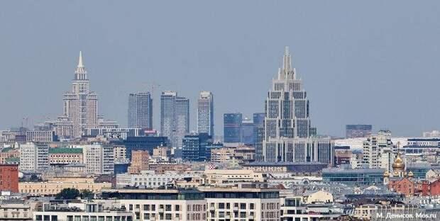Собянин рассказал о борьбе с коронавирусом в Москве. Фото: М. Денисов, mos.ru