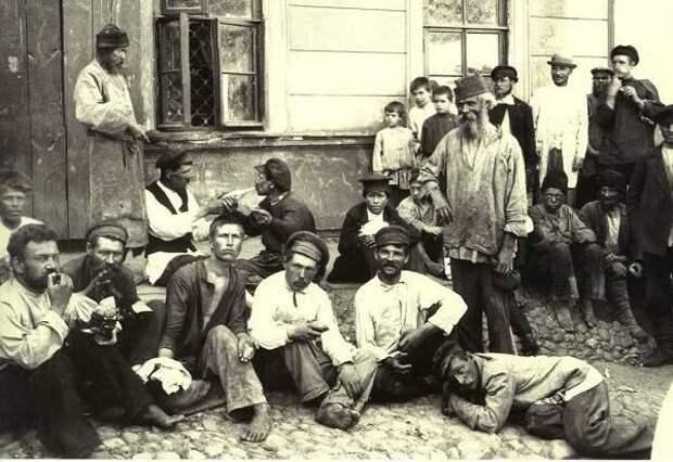 Социальная защита в царской России: различные направления