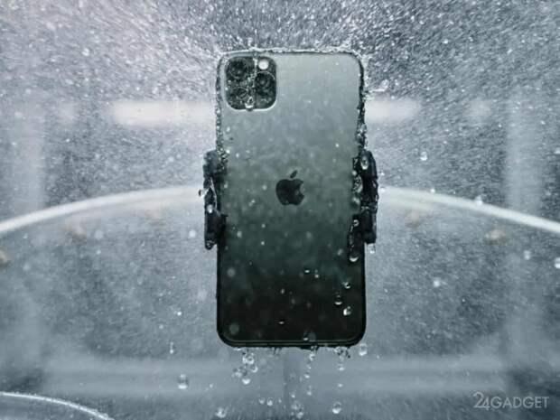 iPhone 12 и iPhone 11 прошли испытания на водонепроницаемость