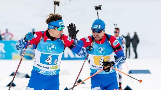 Сборная России назвала состав на 8-й этап Кубка мира по биатлону в Чехии