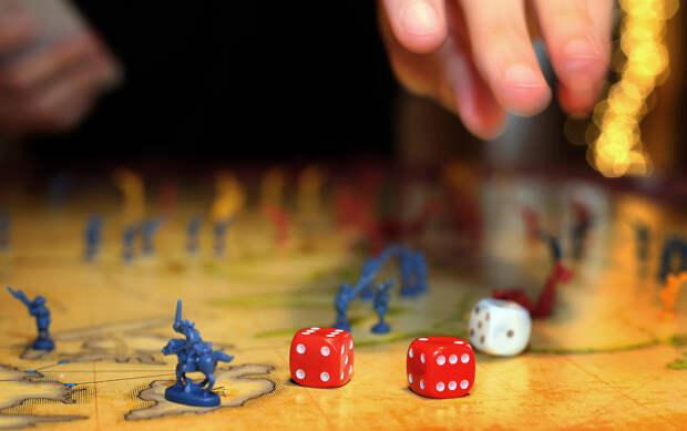 Настольная игра «Риск» получит телеадаптацию