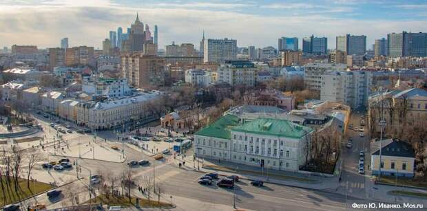Депутат МГД Орлов: Бюджет Москвы на 2021 год остается социальным Фото: Ю. Иванко mos.ru
