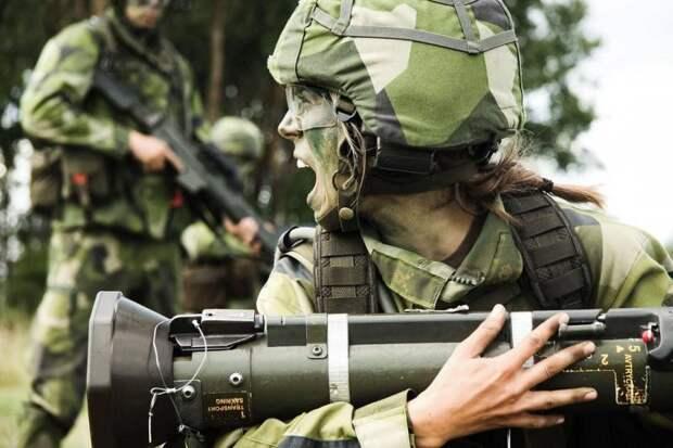 Швеция готовится к военному противостоянию с РФ