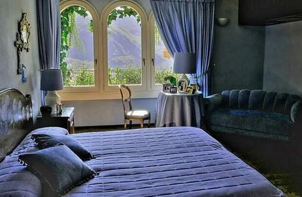Спальня без окон дизайн, фальшокно