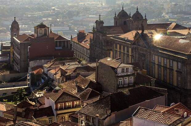 10 старинных европейских городов, которые выглядят точь-в-точь как на открытке