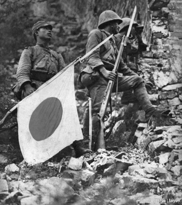 Японская императорская армия в Китае. 1937 год