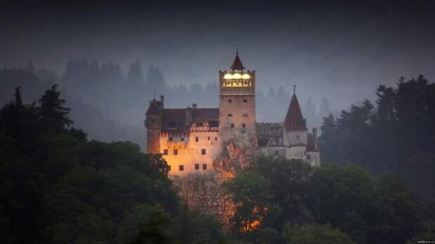 20 крутейших замков, в которых я остался бы жить