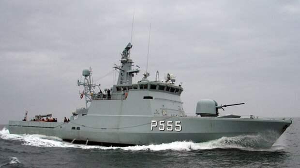 Десантная группа ВМС Украины провела учения в Черном море