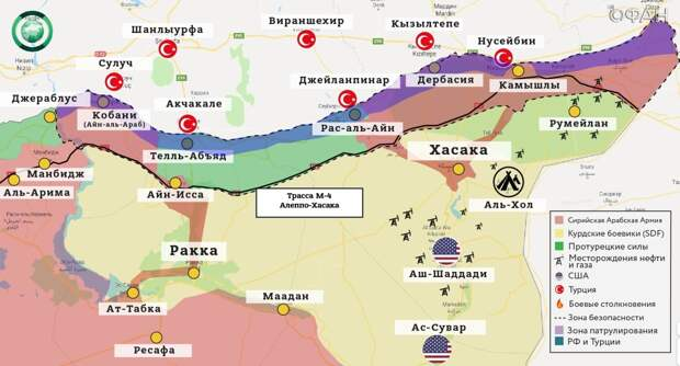 США постараются задержаться в Сирии надолго ради кражи нефти