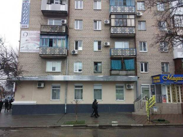 В центре Херсона уже активизировалась российская пропаганда, - СМИ