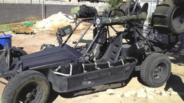 Dune Warrior авто, броневик, военная техника