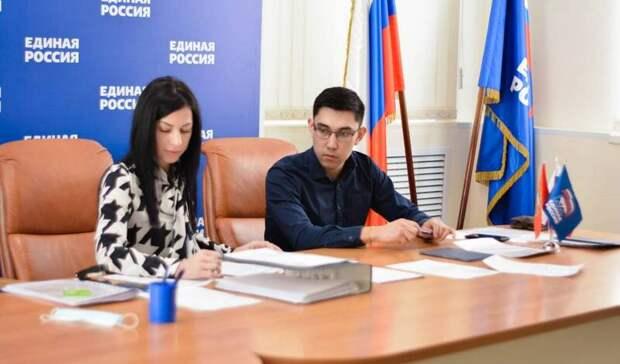 Волонтеры назвали главные причины участия впраймериз «Единой России»