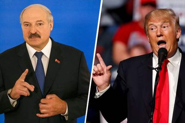 Казус Лукашенко — выступит ли Брюссель против Трампа?