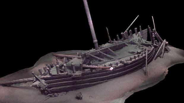 Призрак Балтики: корабль пробыл на дне 400 лет