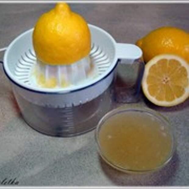 Крем - сливки с малиной и лимоном.