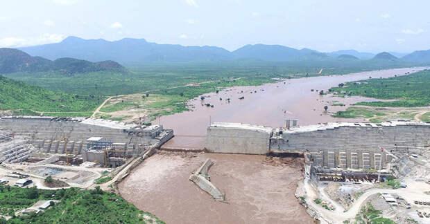Великая Эфиопская плотина, которая грозит глобальной войной в Африке