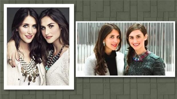 Посмотрим на сногсшибательную фантазию двух сестёр