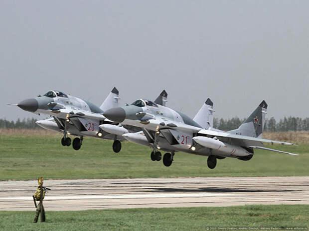 Уверения Никарагуа использовать МиГ-29 для борьбы с наркотиками не убедили соседей