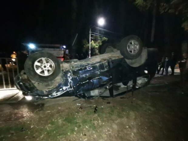 Крымчанина без прав будут судить за аварию, в которой пострадали 3 человека