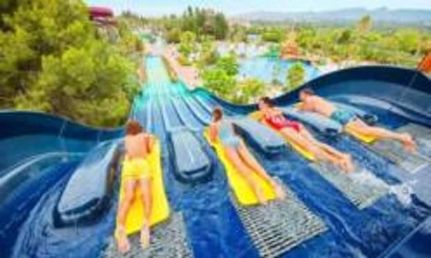 Отрывайся в лучших аквапарках Испании