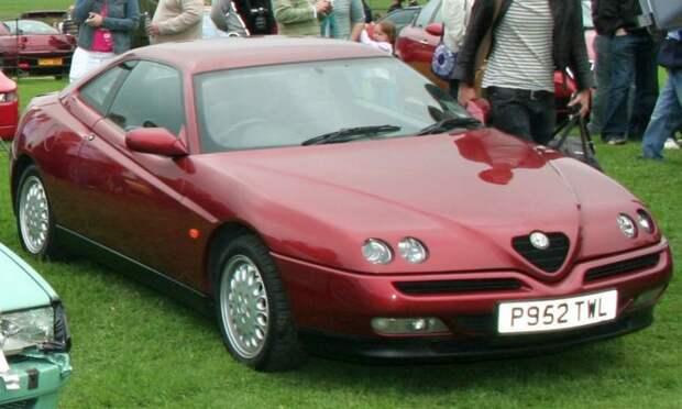 Alfa Romeo GTV 2.0 T Spark.