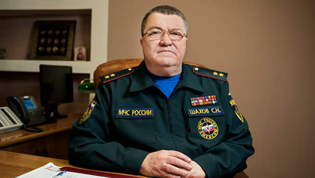 Умер болевший коронавирусом глава МЧС Крыма Шахов