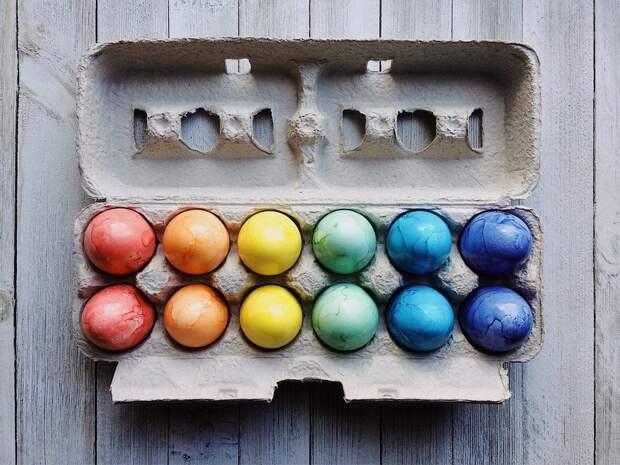 Яйца, Пасхальный, Пасхальные Яйца, Весна, Красочные