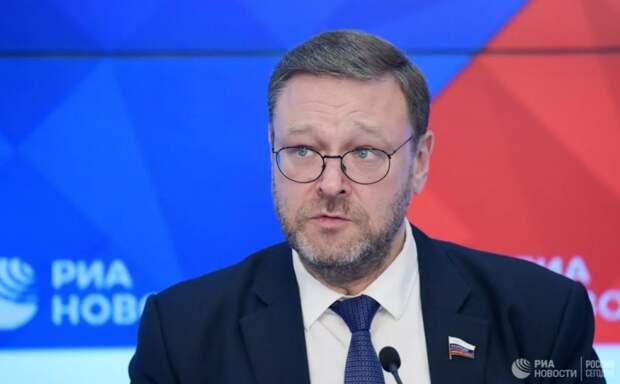 Косачева избрали вице-спикером Совфеда