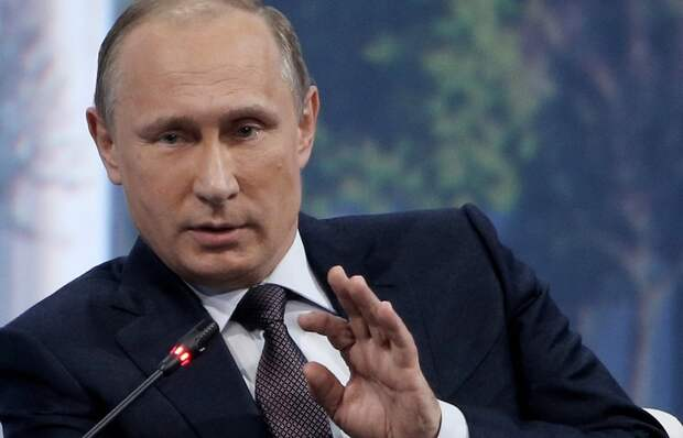 Путин: у России нет агрессивных планов, на мировой арене страна никому не угрожает
