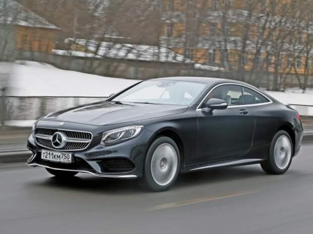 Тест Mercedes-Benz S500 4Matic Coupe: если жизнь удалась...