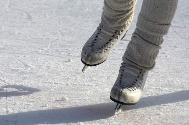 Коньки, Фигурное Катание, Привод, Спорт, Зимой