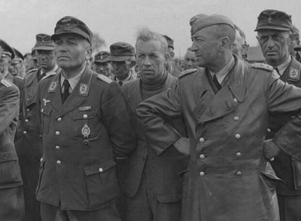 Почему пленные офицеры вермахта боялись казни на виселице