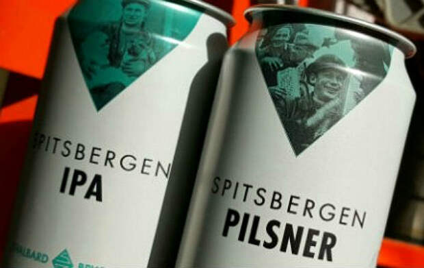 В Норвегии выпустили самое северное пиво в мире