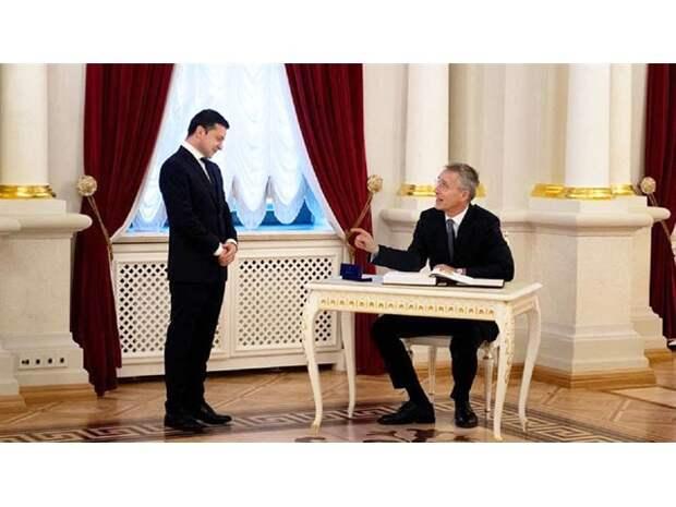 Ещё одна удачная операция МИ-6. Президент великой европейской державы оказался агентом