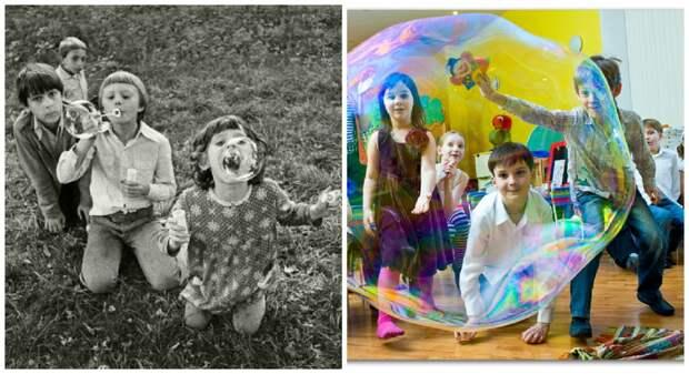 Детские мечты о будущей профессии: сейчас и 30 лет назад
