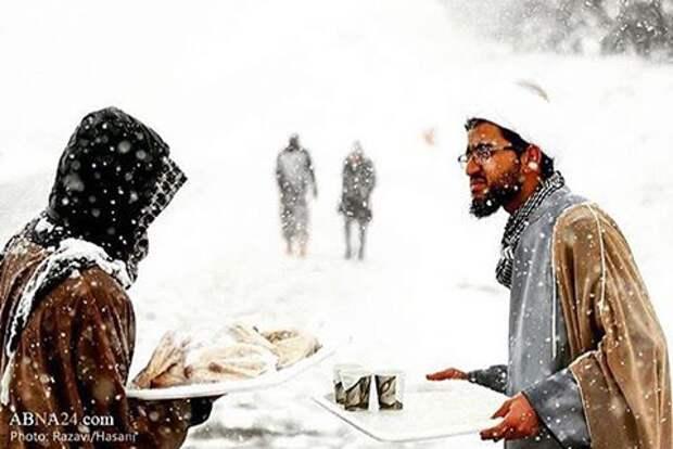 Инстаграм-аккаунт, раскрывающий забавную сторону жизни имамов