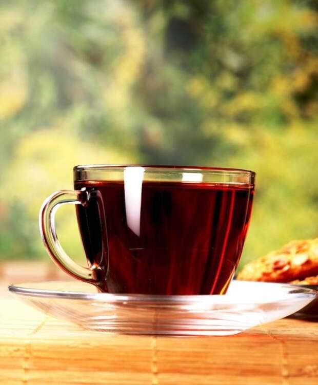 Чай с добавлением элеутерококка бодрость, кофе, напитки