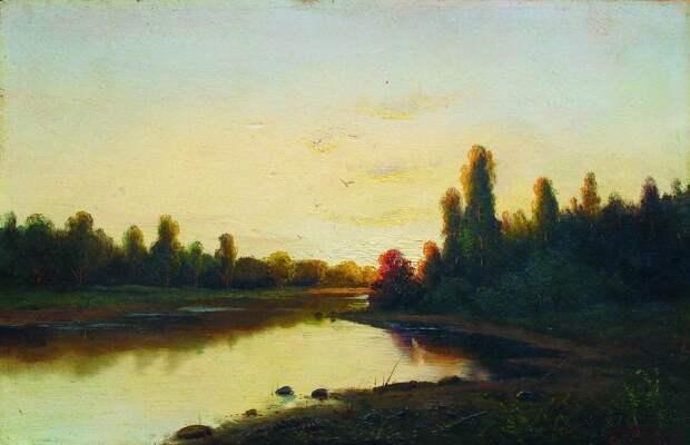 Русская живопись: Ефим Волков (70 работ)