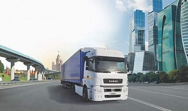 КАМАЗ остановит выпуск грузовиков два раза в 2016 году