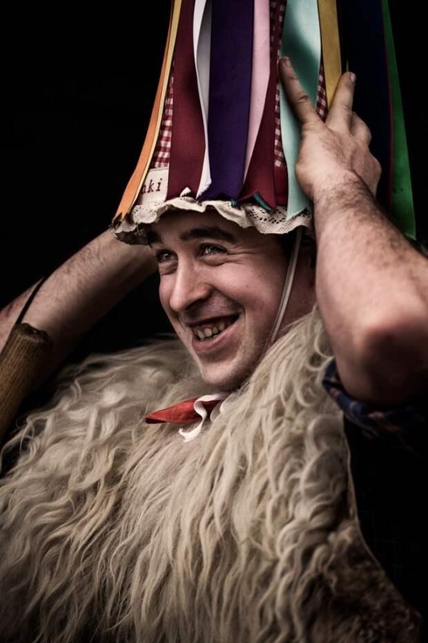 Испанский языческий карнавал