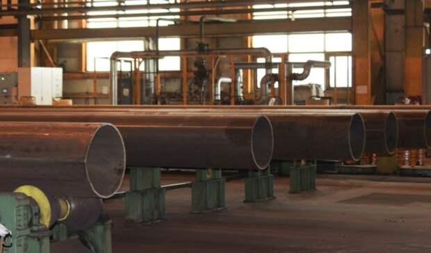 «Северсталь» завершила поставку 27 тысяч тонн труб большого диаметра для строительства «Арктик СПГ2»