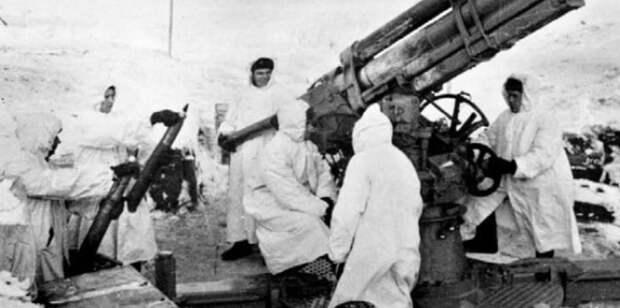 История района: на Ландышевой стояла зенитная батарея