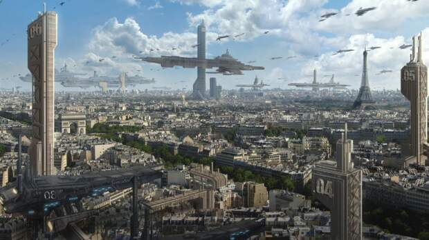 Фильмы, которые покажут, как будет выглядеть Земля в далёком будущем